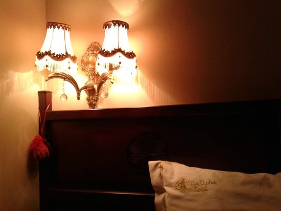 Villa Pasha Hotel: Room detail