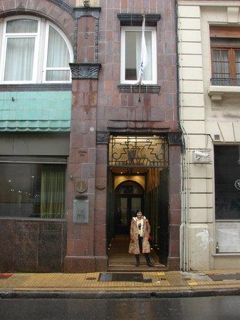 Moreno Hotel Buenos Aires: Fachada