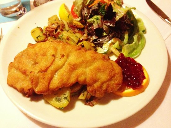 Braustuberl : Shnitzel