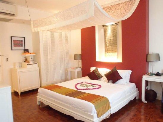 Maison Souvannaphoum Hotel: Champa welcome