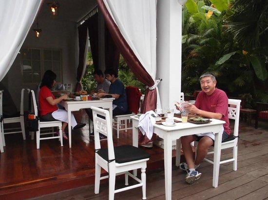 Maison Souvannaphoum Hotel: Breakfast