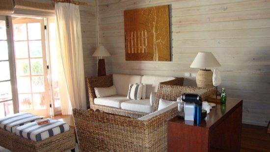Sanctuary Cap Cana by Playa Hotels & Resorts: Livingroom of Villa