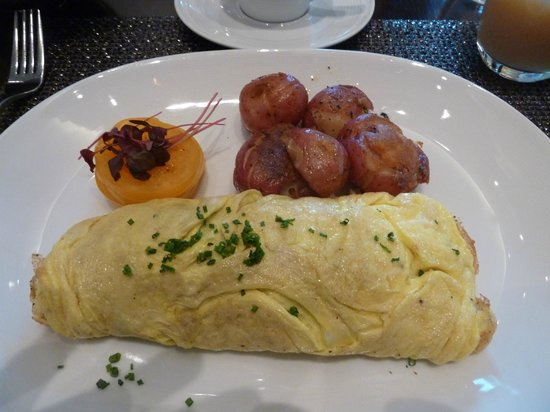 The Adelaide Hotel, Toronto: Breakfast at Stock