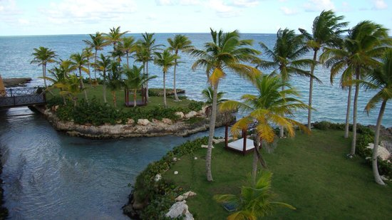 Sanctuary Cap Cana by AlSol: Veiw From Castle