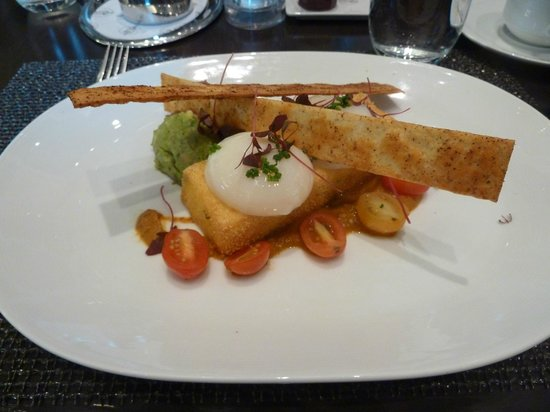 Trump International Hotel & Tower Toronto: Breakfast at Stock