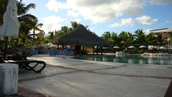 Sanctuary Cap Cana by AlSol: Pool Bar