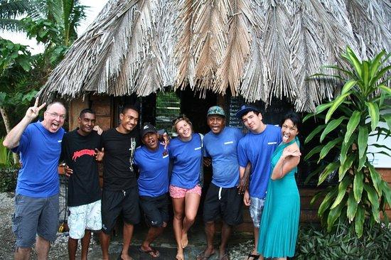 Paradise Taveuni: Sota Tale!