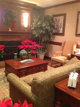 Country Inn & Suites By Carlson, Vero Beach-I-95: Lobby Area