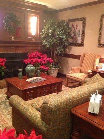 Country Inn & Suites By Carlson, Vero Beach-I-95 : Lobby Area