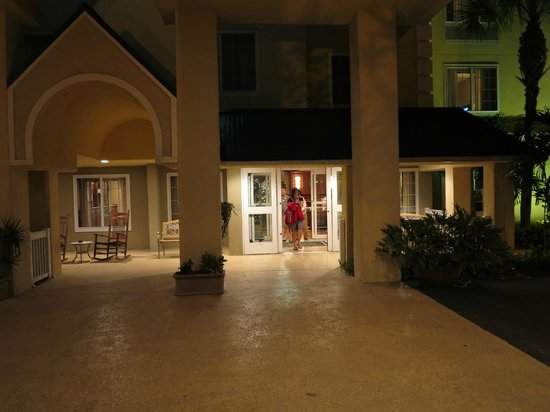 Country Inn & Suites By Carlson, Vero Beach-I-95: Entrance