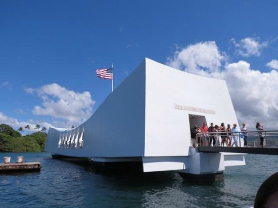 Roberts Hawaii: Pearl Harbour Tour