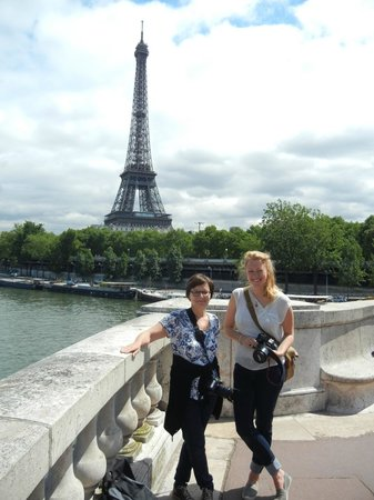 Better Travel Photos: Manon & Hermoine.