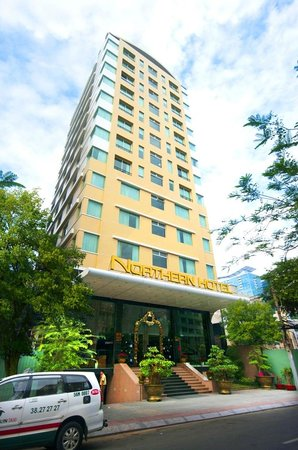 Northern Hotel Saigon: Hotel Front