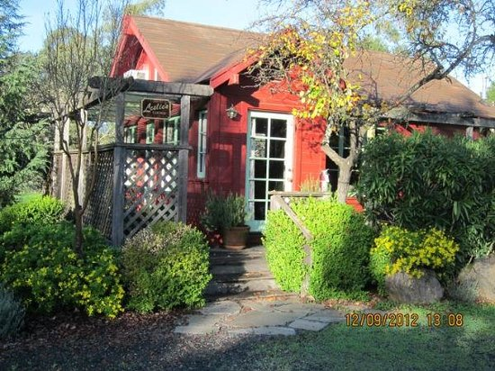 Sonoma Chalet: Leslie's Cottage