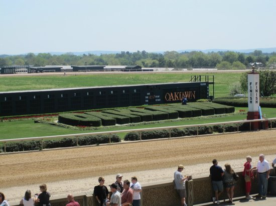 Oaklawn Racing & Gaming: Oaklawn infield