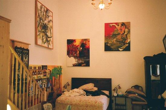 Castel d'Amerique Francaise: my room