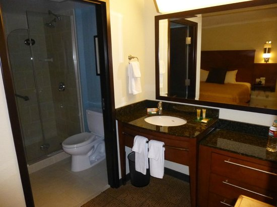 Hyatt Place Phoenix/Gilbert: Bathroom area