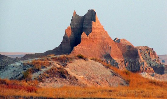 Loop Road: Badlands Scene 03