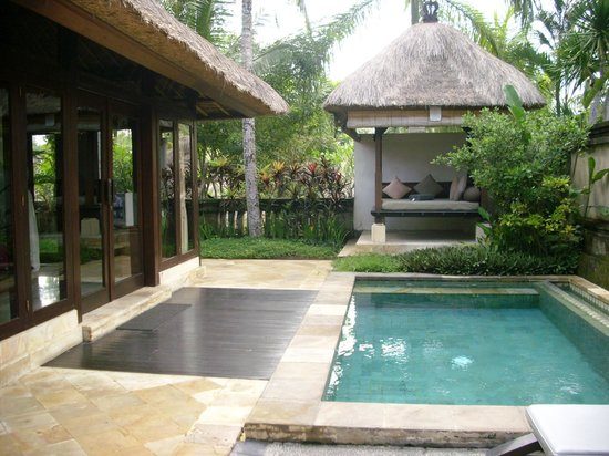 The Ubud Village Resort & Spa: プール付きヴィラ