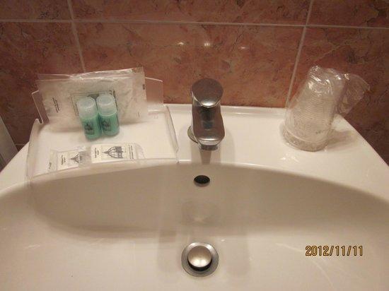Delle Nazioni Hotel: Bathroom