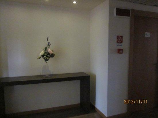 Delle Nazioni Hotel: Lift