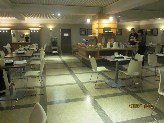 Delle Nazioni Hotel: Breakfast place