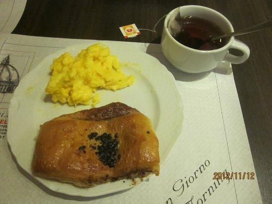 Delle Nazioni Hotel: Breakfast!