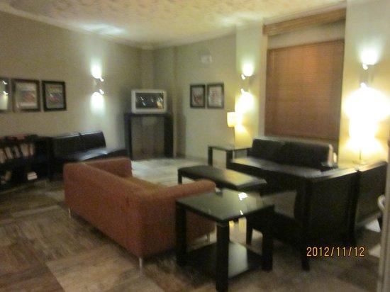 Delle Nazioni Hotel: Business area