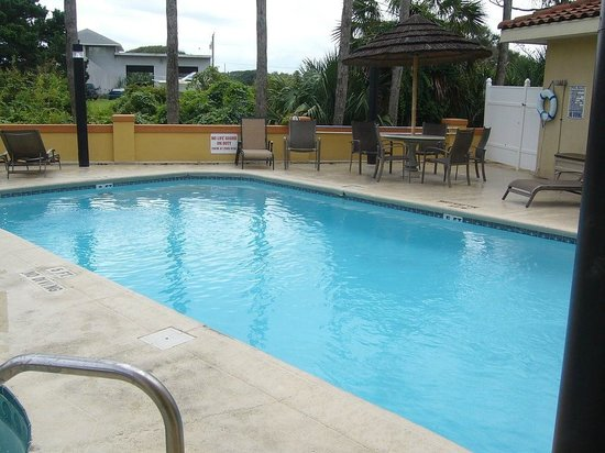 BEST WESTERN Seaside Inn-St. Augustine Beach: Pool