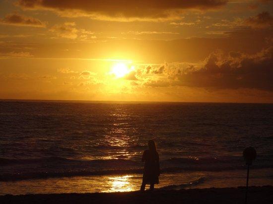 Punta Cana Princess All Suites Resort & Spa: Sunrise