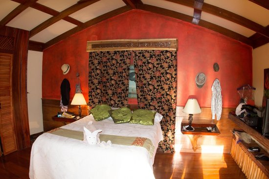 Toad Hall Hotel Arenal: Bedroom