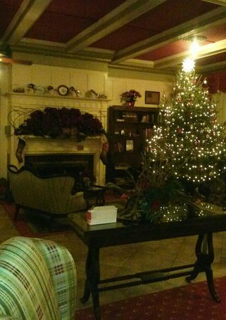 Yankee Pedlar Inn: Beautiful Tree