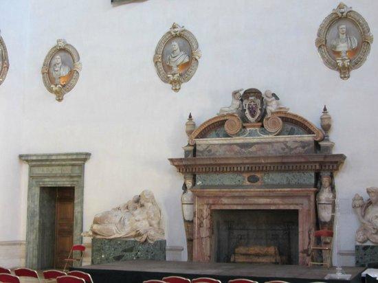 Palazzo Farnese: Farnese Room