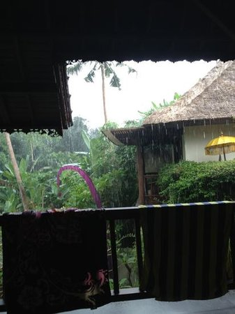 Villa di Abing: beautiful rainy day 
