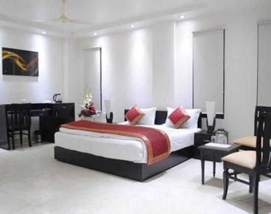 Hotel Swati: Luxury Room