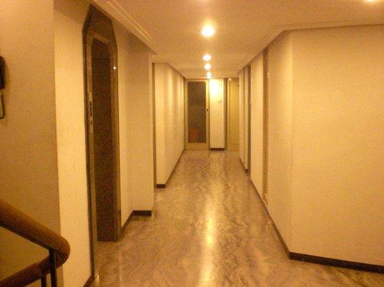 Hotel Padmam: floor