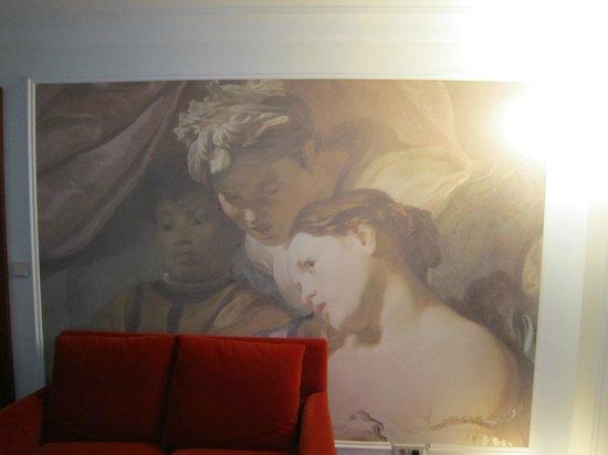 Hotel Vier Jahreszeiten Kempinski Munchen: Suite 530