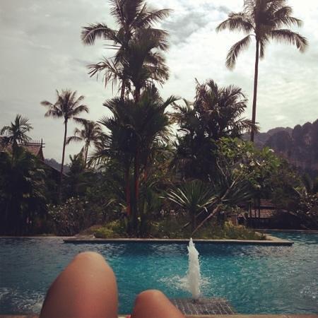 Phu Pi Maan Resort & Spa: très joli piscine