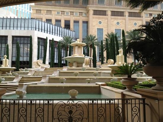 The Palazzo Resort Hotel Casino: Attention to detail