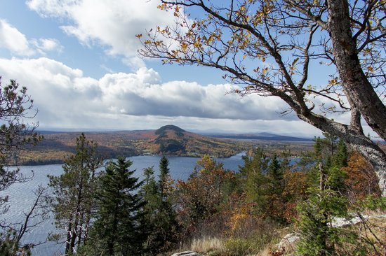 Northern Pride Lodge & Campground: Hike up Mount Kineo
