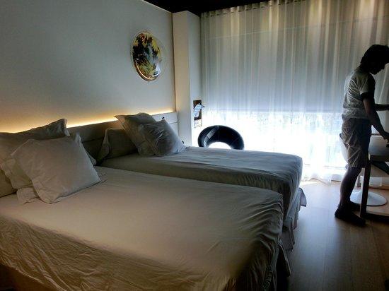 Barcelo Sants: ベッド