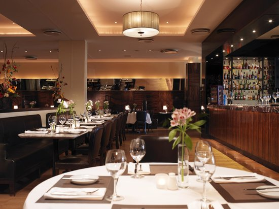 Angleterre Hotel: Borsalino Restaurant