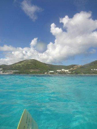 Divi Carina Bay All Inclusive Beach Resort : Kayaking