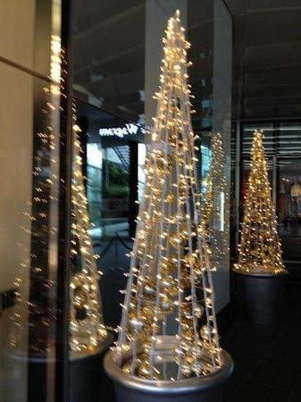 Renaissance Paris Arc de Triomphe Hotel: Natal