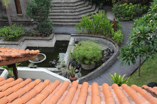 Grand Balisani Suites: depuis la chambre