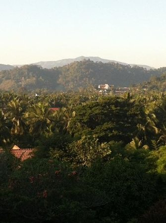 Belmond La Residence Phou Vao: view from the room