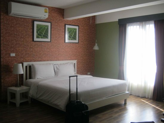 Ibis Styles Chiang Mai: Bed room