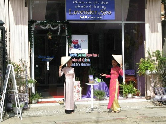 Phuoc Lavender Spa: The Lovely Lavenders Welcome you to  Phuoc Lavender