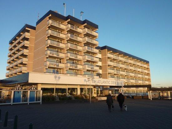 NH Atlantic Den Haag: Hotel NH Atlantic The Hague