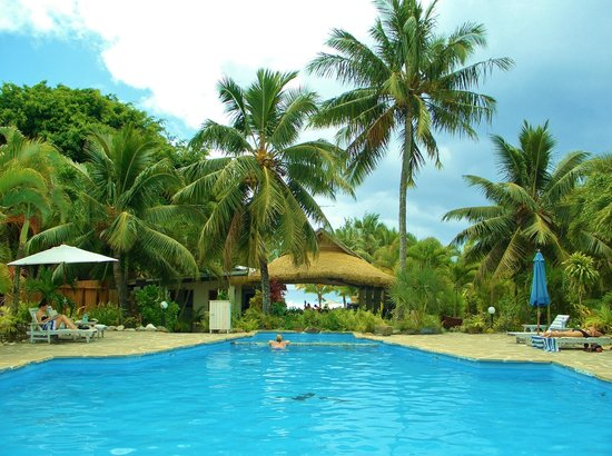 Crown Beach Resort & Spa: Hotel main pool
